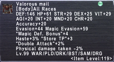 Valorous Mail