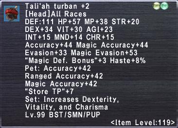 Tali'ah Turban +2