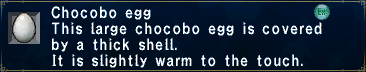 ChocoboEggSlightlyWarm