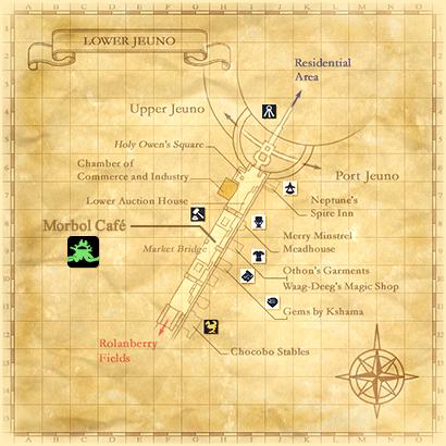 Green Festival Map