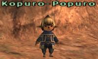 Kopuro-Popuro