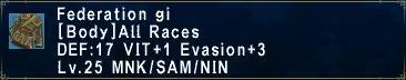 Federation Gi