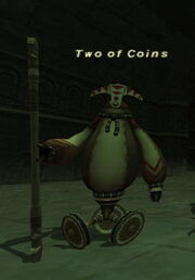 Two of Coins