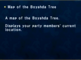 Map of the Boyahda Tree