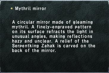 Mythril Mirror
