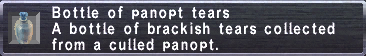 Panopt Tears