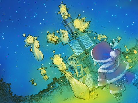 Starlight Celebration Treant Trouble (12-25-2006)-3