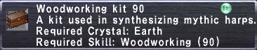 Woodworking Kit 90