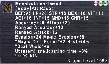Mochizuki chainmail