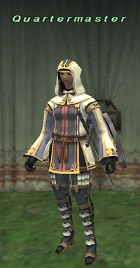 Quartermaster San d'Oria