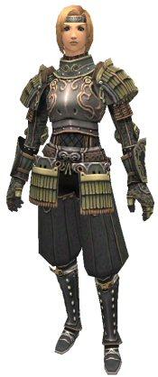 Hachiman Armor Set