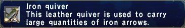 Iron-Quiver