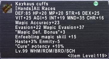 Kaykaus Cuffs