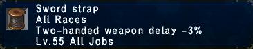 SwordStrap