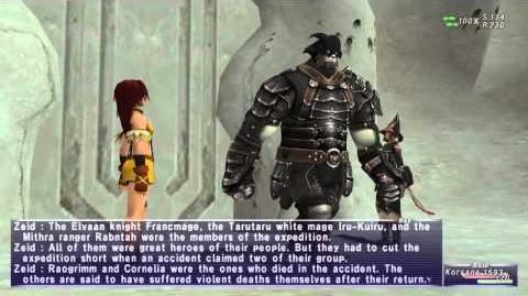 «FFXI-Movie» San 5-1 - The Ruins of Fei'Yin