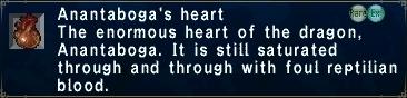 Anantaboga's Heart