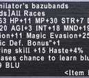 Assimilator's Bazubands