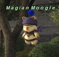 Magian Moogle (Blue)