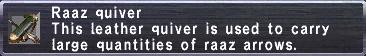 Raaz Quiver