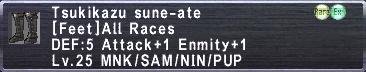 Tsukikazu Sune-Ate