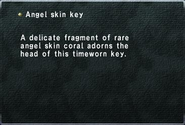 Angelskin Key