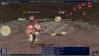 Leech King - Classic Notorious Monsters - Final Fantasy XI