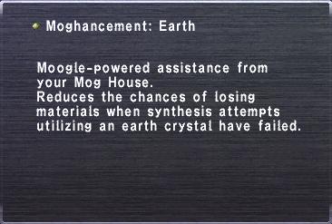 Moghancement earth