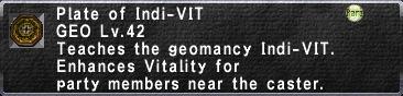 Indi-VIT