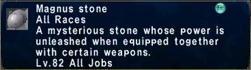 Magnus Stone