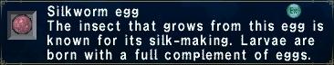Silkwormegg