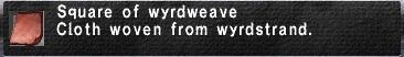 Wyrdweave