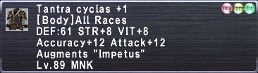 Tantra Cyclas +1