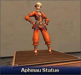 Aphmau Statue 500px