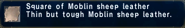 MoblinSheepLeather