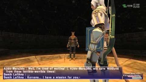«FFXI-Movie» 0104 Win 3-1 - To Each His Own Right
