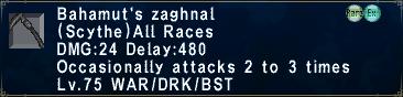 Bahamut's Zaghnal