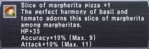 Margherita Slice +1