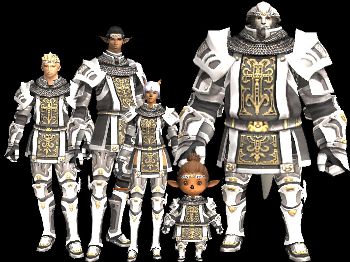 Valor Armor Set | FFXIclopedia | FANDOM powered by Wikia