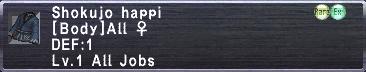 Shokujo Happi