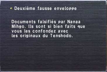 2nd Fausse