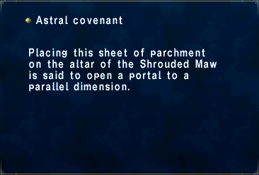 Astral Covenant