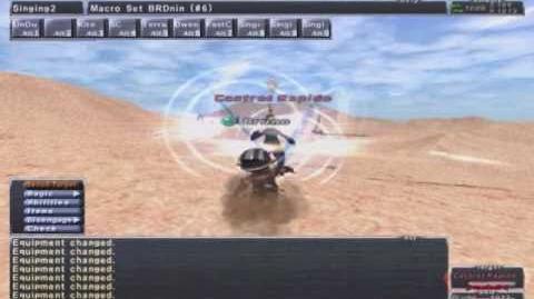 Cactrot Rapido BRD Solo (Success!) WS Kite