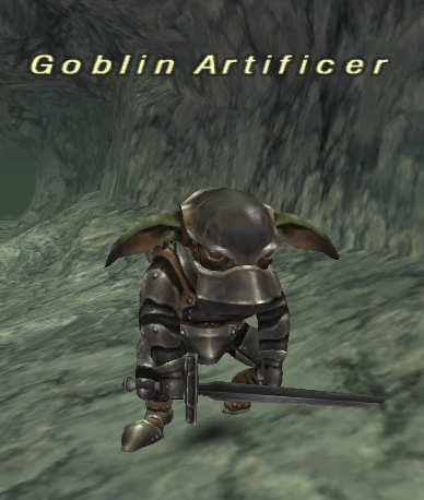 Goblin Artificer | FFXIclopedia | FANDOM powered by Wikia