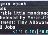 Mandragora Pouch