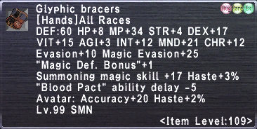 Glyphic Bracers