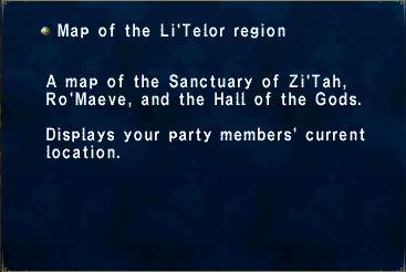 KI Map LiTelor