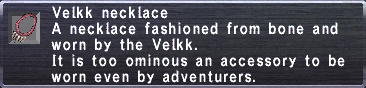 Velkk Necklace