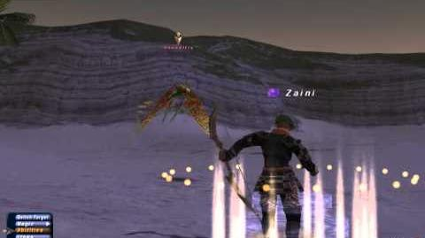 Final Fantasy XI Refulgent Arrow