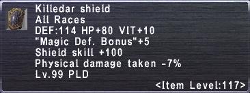 Killedar Shield