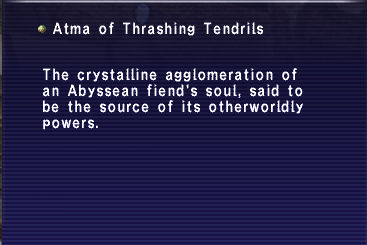 Atma of Thrashing Tendrils